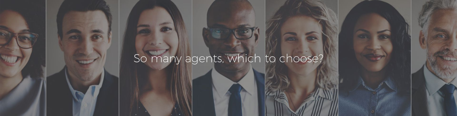 So Many Agents. Which to choose?